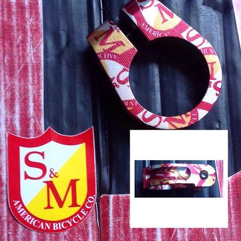 ABRAZADERA S&M XLT SIMBOLOS
