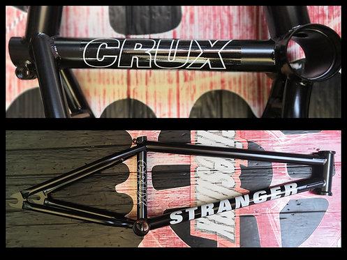 CUADRO STRANGER CRUX V2 PIEZA NEGRO