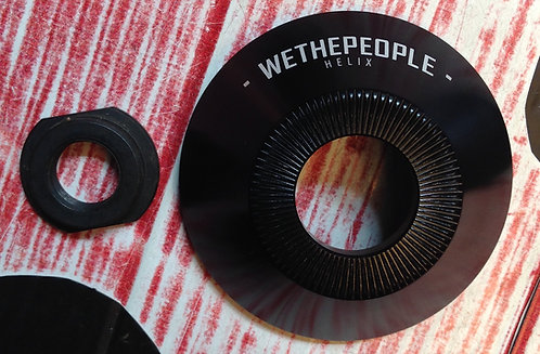 GUARDA FREECOASTER WE THE PEOPLE HELIX (NON DRIVE SIDE) NEGRO