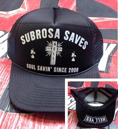 GORRA SUBROSA SAVES