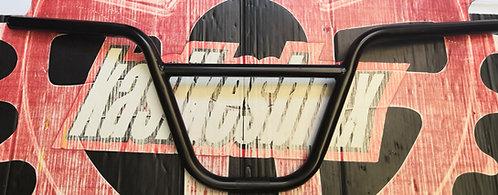 MANUBRIO EVER BMX HIGH TEN 9''PIEZA NEGRO