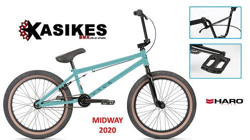 BICICLETA R-20 HARO BIKES MIDWAY 2020 PIEZA AZUL