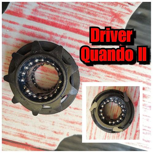 DRIVER QUANDO II PIEZA