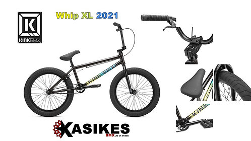 BICICLETA R-20 KINK BMX WHIP XL 2021 PIEZA