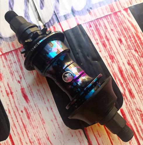 MAZA DE CASSETTE SHADOW SYMBOL 36H 9T EJE 14mm PIEZA EXTINGUISH