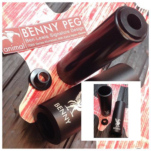 DIABLO ANIMAL BENNY (BEN LEWIS SIGNATURE) C/PROTECTOR