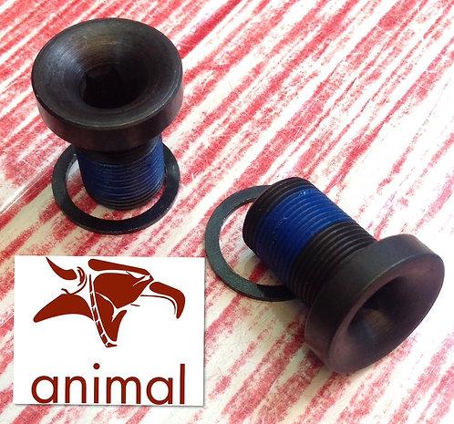 REEMPLAZO TORNILLOS P/PALANCAS ANIMAL AKIMBO PAR