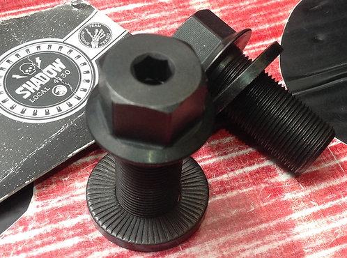 BIRLOS 14mm SHADOW PAR NEGRO