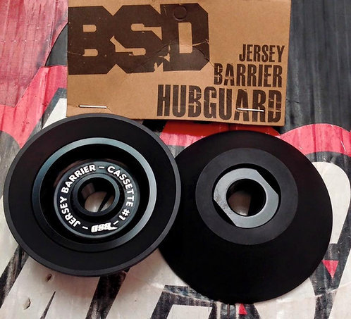 GUARDA TRASERA BSD JERSEY BARRIER