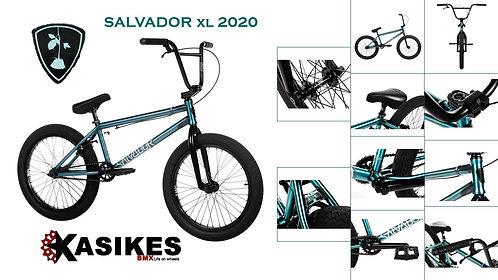 BICICLETA R-20 SUBROSA SALVADOR XL 2020 PIEZA MENTA TRANS MATE