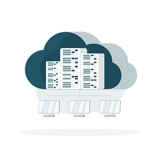 Cloud hosting-rafiki.png