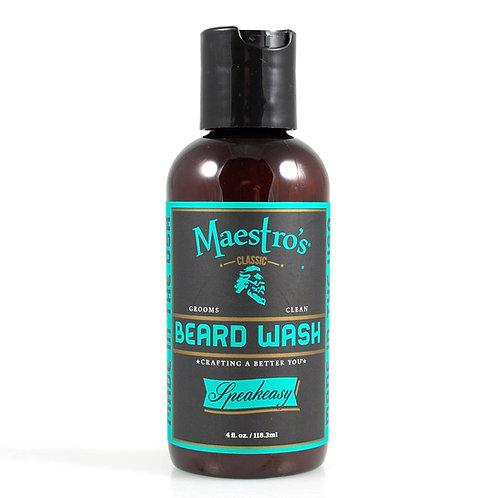 Maestros Beard Wash