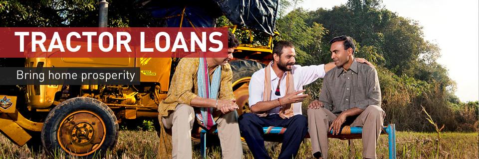 Tractor-loan