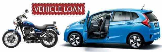 Vehicle Loan