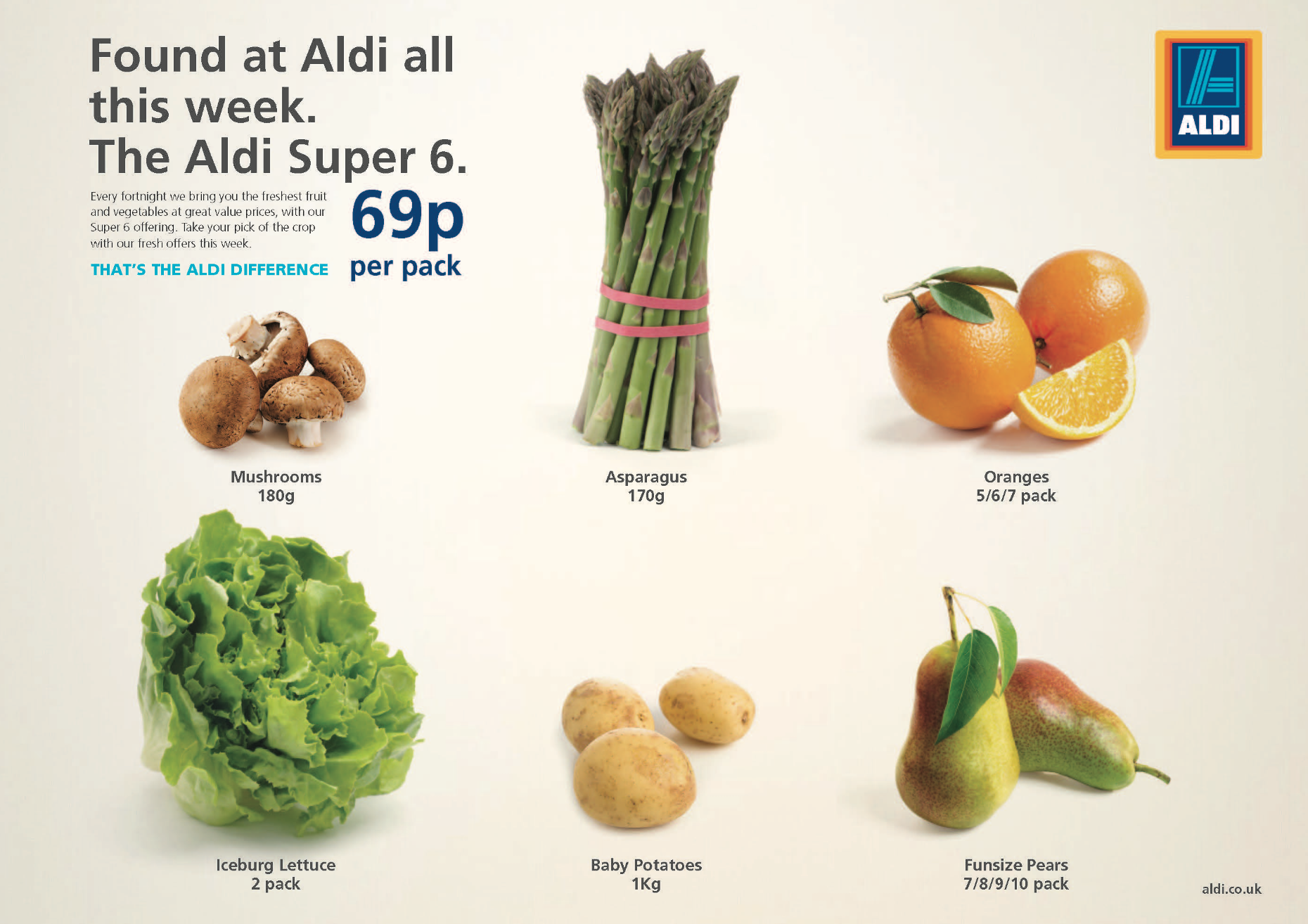 ALDI SHOPPER