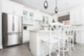 Electrical renovations kitchen