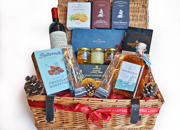 Luxury family gift hamper