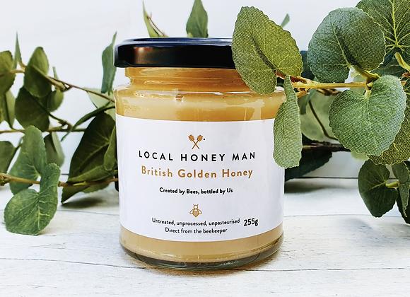 London golden honey