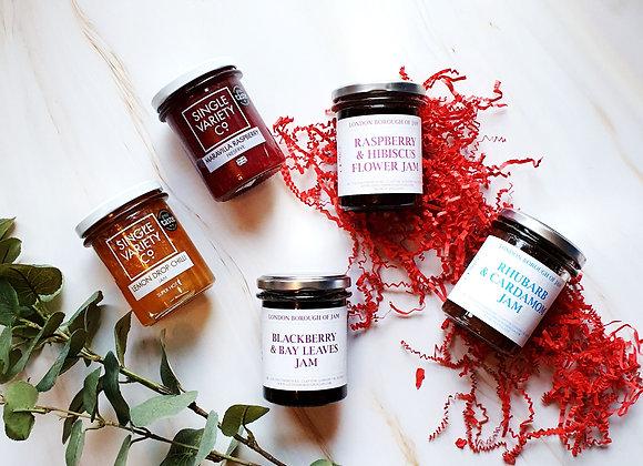 Artisan jams! Any 2 for £8