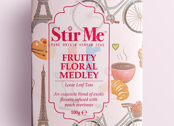 Fruity floral medley 100g