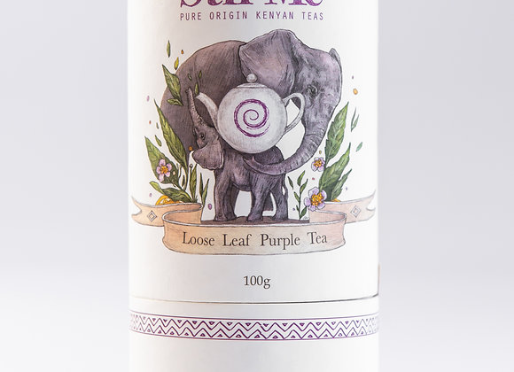 Loose Leaf Purple tea 100g