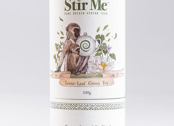 Loose Leaf Green Tea 100g