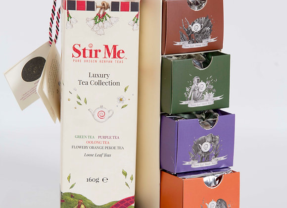 Luxury Tea Collection