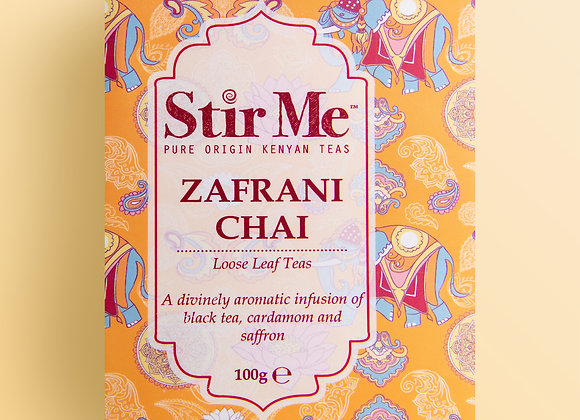 Zafrani Chai 100g
