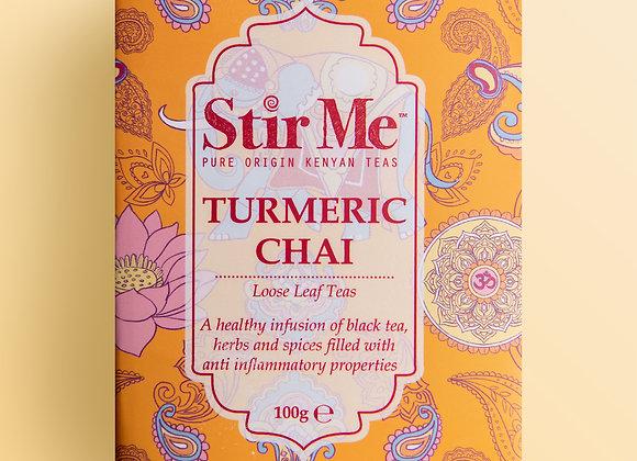 Turmeric chai 100g