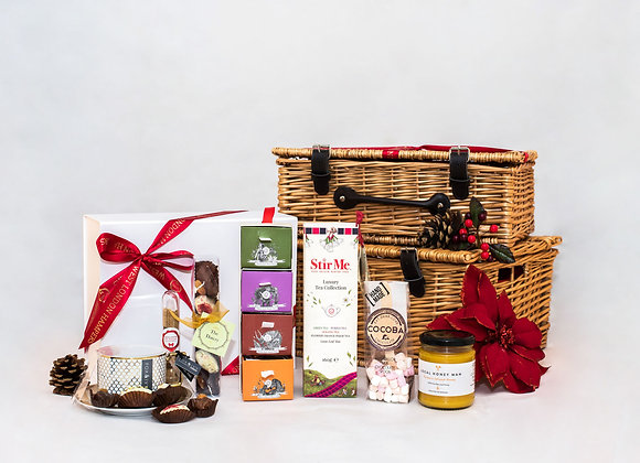Tea And Honey Gift Hamper
