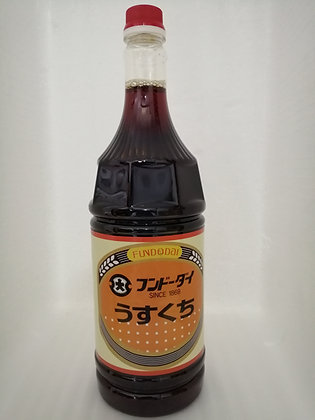 Fundodai Usukuchi Shoyu 1.8ltr