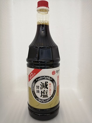 Fundodai Genen Shoyu Less Salt 1.8ltr