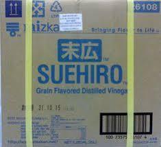 Mizkan Rice Vinegar 20ltr
