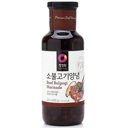 BBQ Sauce Bugogi 500gm
