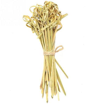 Bamboo Skewers Flower Type