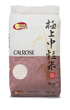 Sun Rice Calrose 20kg
