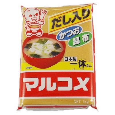 Marukome Miso Shiro 1kg