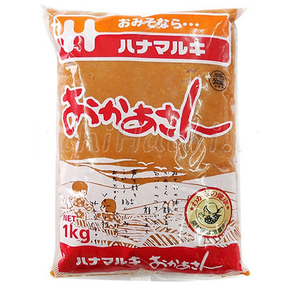 Aka Miso (Red Miso) 1kg