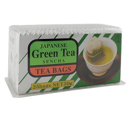 Sencha Tea Bag 25X2gm