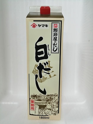 Shirodashi Paper Pack 1.8ltr