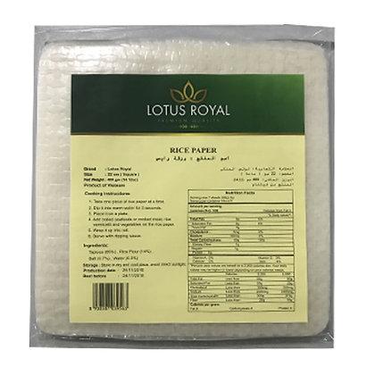 Rice Paper 22Cm. 1kg