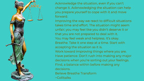 Do You Acknowledge Your Situations?