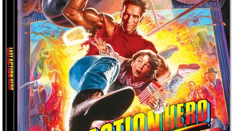 """Schwarzenegger's '90s adventure """"Last Action Hero"""" blasts onto 4K (disc) – May 18"""
