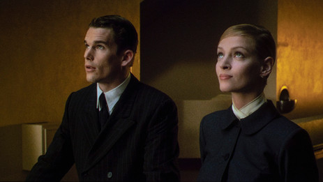 "Sony's 4K upgrade of the futuristic thriller ""Gattaca"" is picture-perfect"