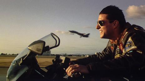 """Top Gun"" soars in 4K Ultra HD"