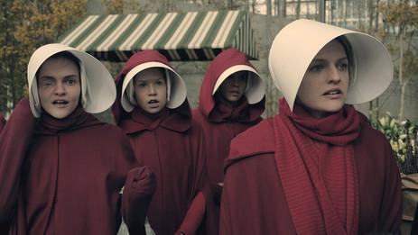 """The Handmaid's Tale: Season One"" shocks and inspires"