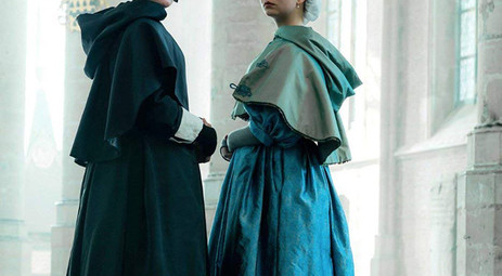 """Subjects within are larger than they appear in """"The Miniaturist"""""""