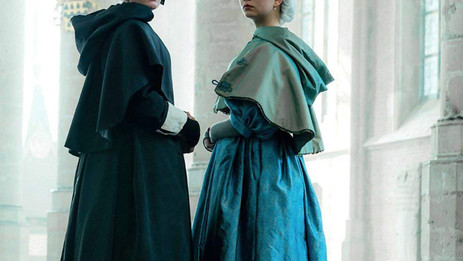 "Subjects within are larger than they appear in ""The Miniaturist"""
