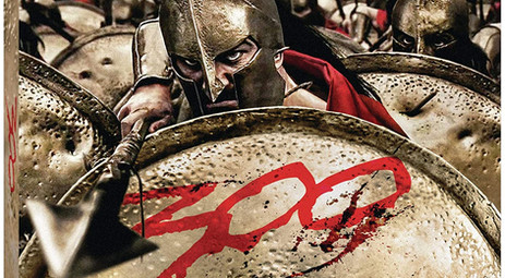 """OFFICIAL: Snyder's """"300"""" makes the 4K Ultra HD cut - Oct. 6"""