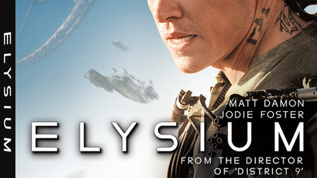 "Sci-fi thriller ""Elysium"" lands on 4K Ultra HD – Feb. 9"